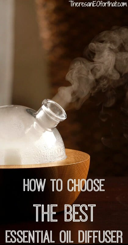 How to Choose The Best Essential Oil Diffuser 2