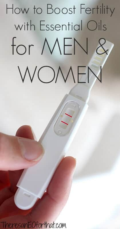 Essential Oils That Boost Fertility for Men and Women.