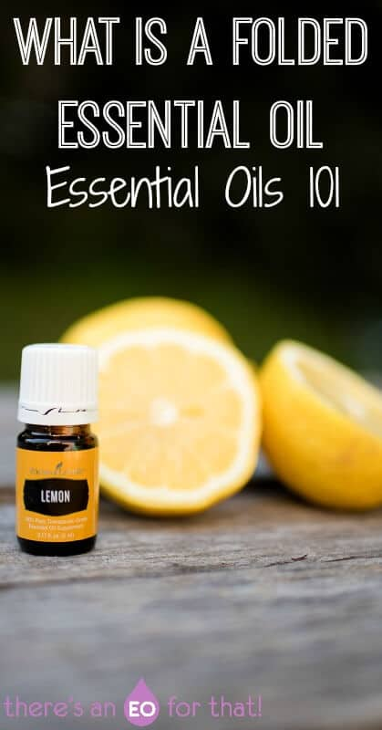 Folded essential oils are EOs that you may come across more often than you think! But what are folded essential oils? Can you use them therapeutically?
