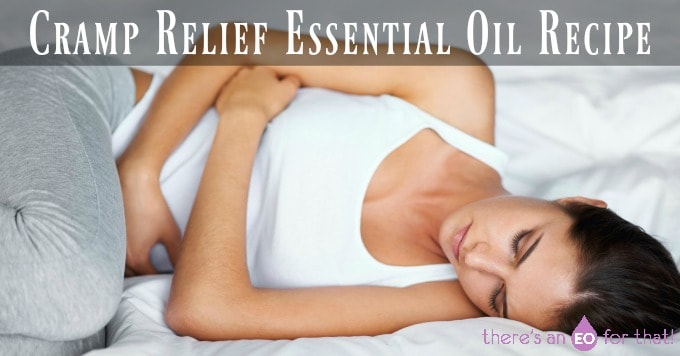 Cramp Relief Essential Oil Recipe