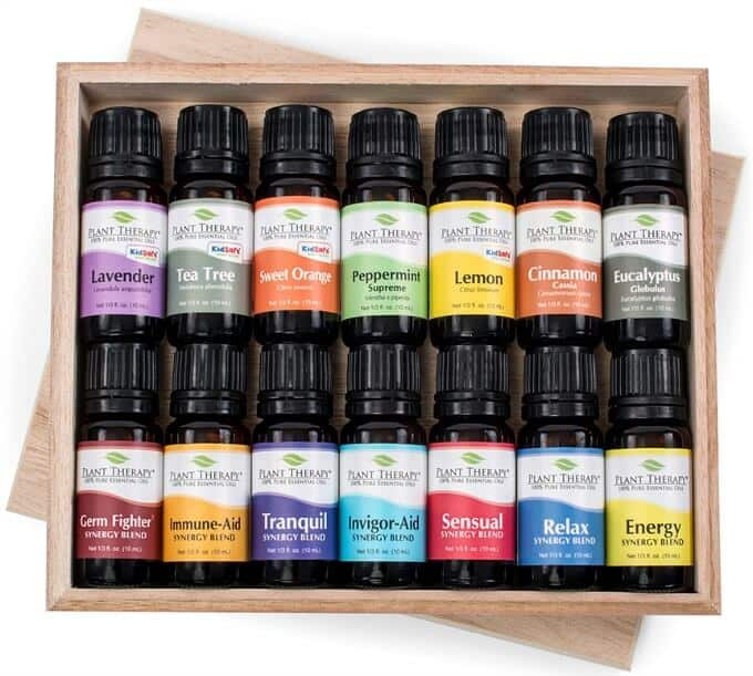 Essential Oil Holiday Gift Guide 2016!