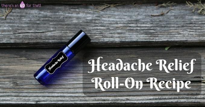 Headache Relief Roll-On Recipe