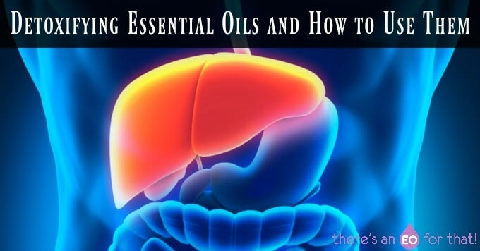 Detoxifying Essential Oils and How to Use Them