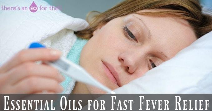 Essential Oils for Fever Relief