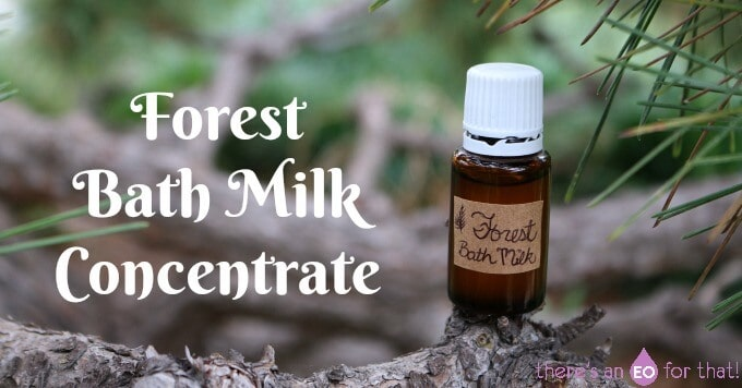 Forest Bath Milk Concentrate