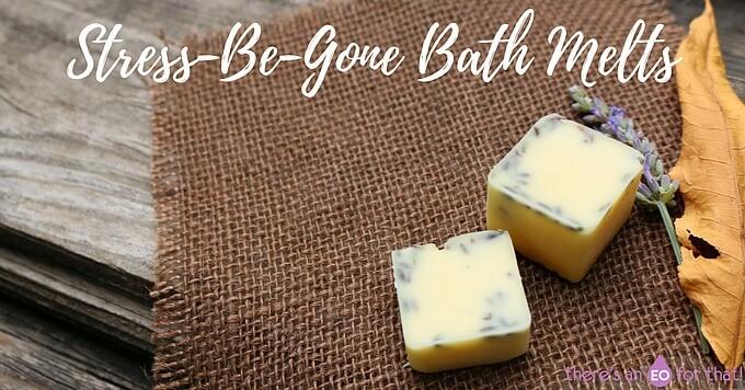 Stress-Be-Gone Bath Melts