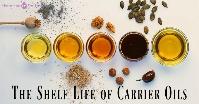 The Shelf Life of Carrier Oils