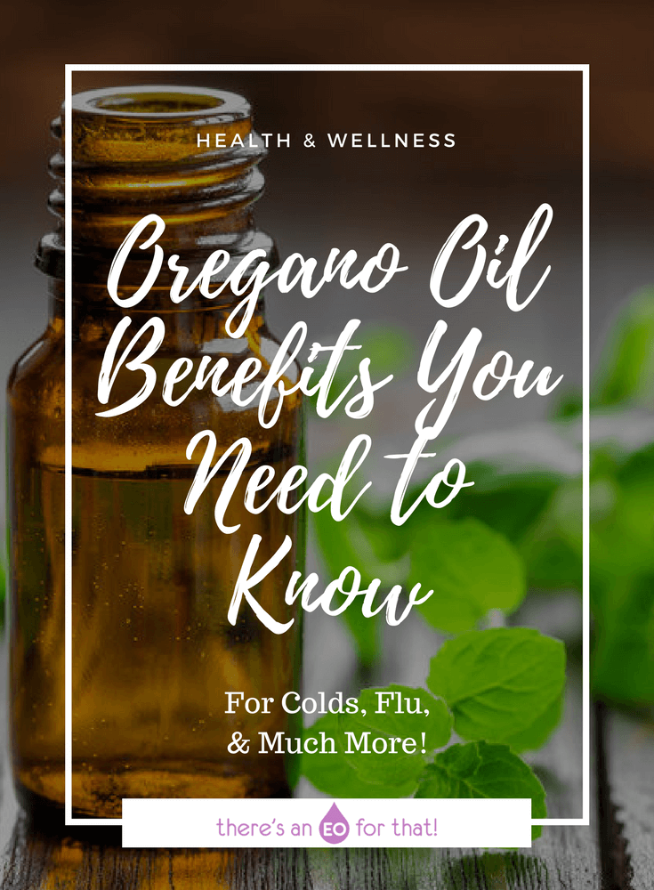 Oregano Oil Benefits You Need to Know - Oregano essential oil can fight off and even prevent cold and flu, but did you know that it can also treat a number of other ailments?