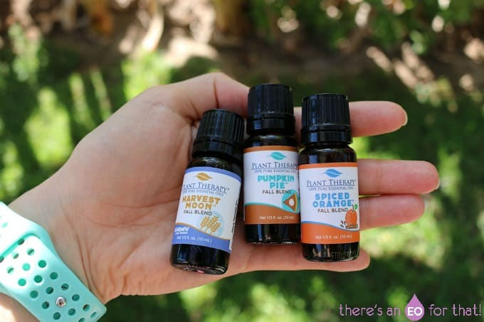 essential oils blends for fall
