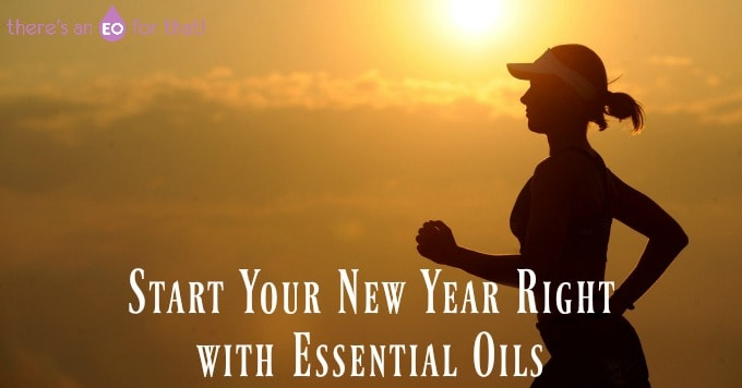 Start Your New Year Right with Essential Oils