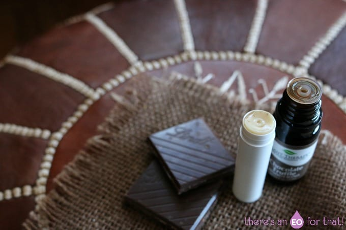 How to Make Decadent Chocolate Truffle Lip Balm