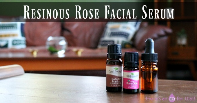 Resinous Rose Facial Serum