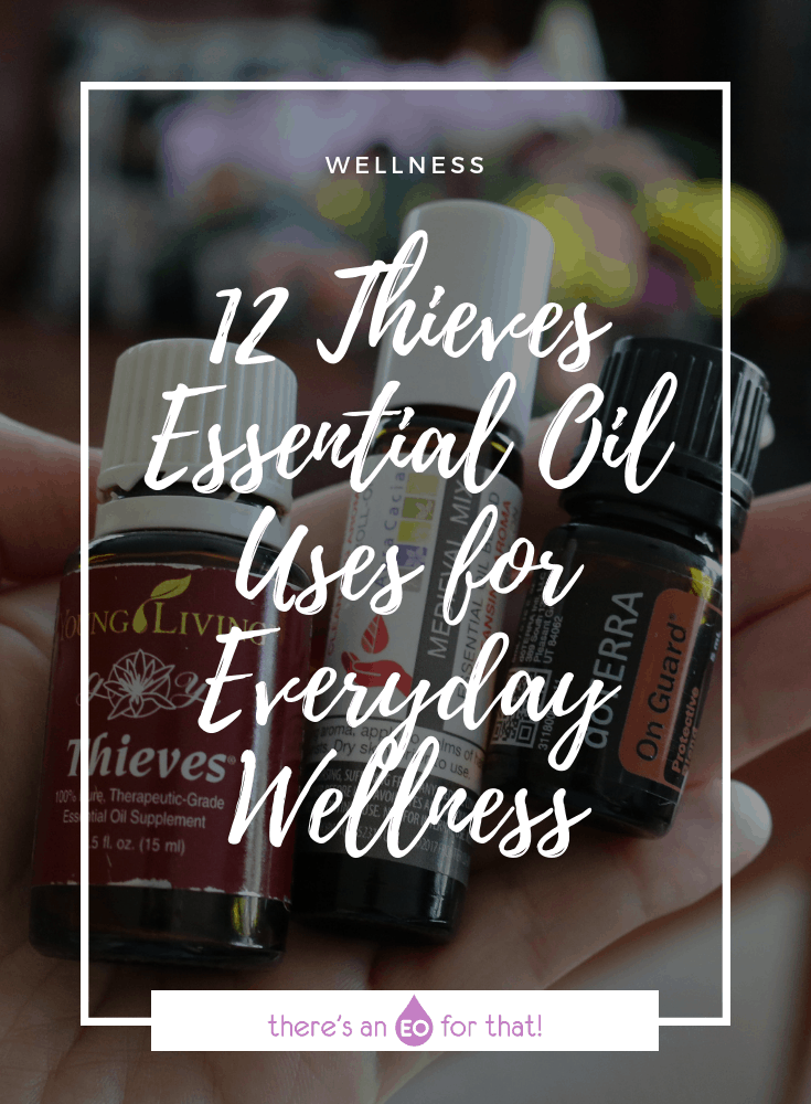 how to use four thieves oil